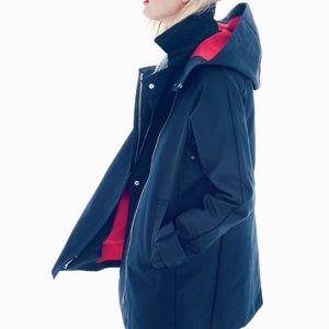 Belvedere Swing Trench Coat 🧥